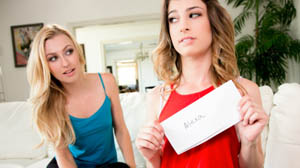 Alexa Grace and Kristen Scott Crush on You