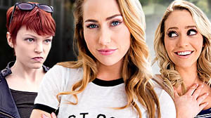 Carter Cruise and Mia Malkova The Bully