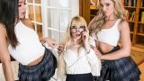 Kenzie Reeves, Kali Roses and Emily Willis Already In Trouble