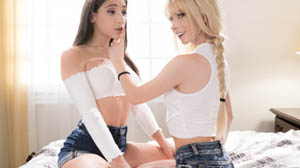 Abella Danger and Kenzie Reeves I Love You Too
