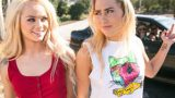 Catcalling with Carter Cruise and Elsa Jean